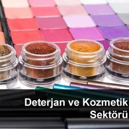 Deterjan ve Kozmetik Sektörü